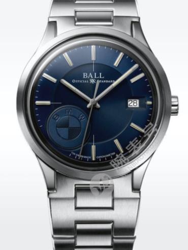 波尔宝马系列NM3010D-SCJ-BE手表蓝色表盘