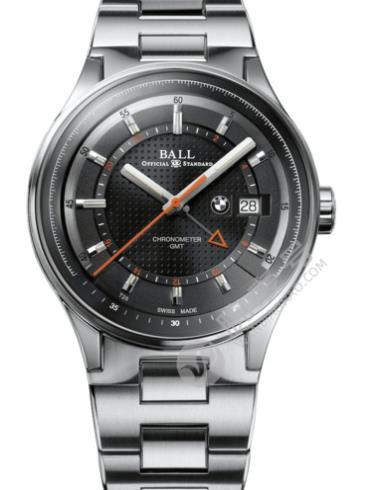 波尔宝马系列GM3010C-SCJ-BKSL精钢表扣
