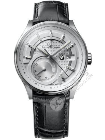 波尔系列手表GM3010C-LCFJ-SL-银色表盘