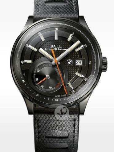 波尔宝马系列PM3010C-P1CFJ-BK黑色表带