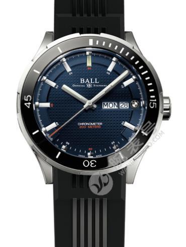 波尔黑色表盘宝马系列Timetrekker DM3010B-PCJ-BE