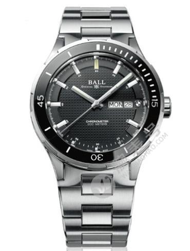 波尔黑色表盘宝马系列Timetrekker DM3010B-SCJ-BK_majesty