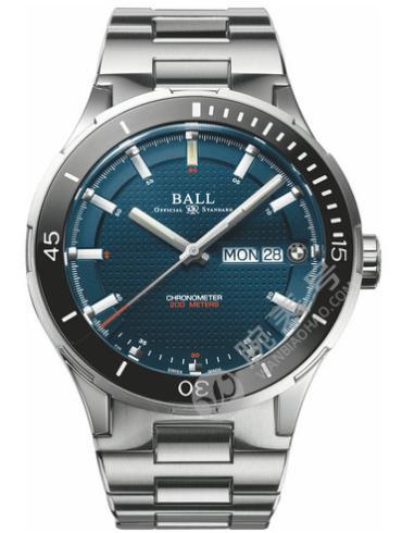 波尔宝马系列DM3010B-SCJ-BE晶玻璃表扣