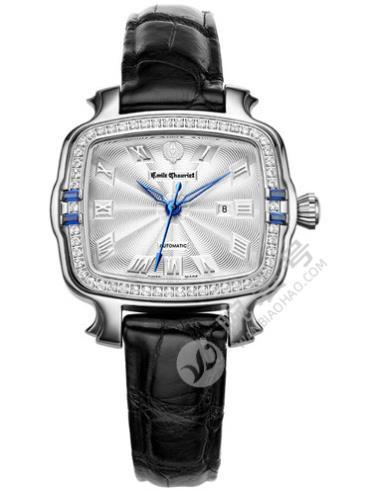 艾米龙皇室明珠系列06.3883.L.6.D.25.2白色表盘