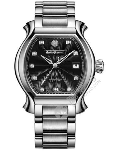 艾米龙当代奢华系列08.1138.G.6.8.57.6黑色表盘