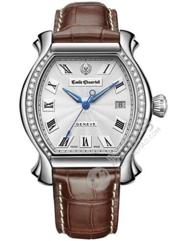 艾米龙当代奢华系列08.11 38.G.D-0.25.2精钢表扣