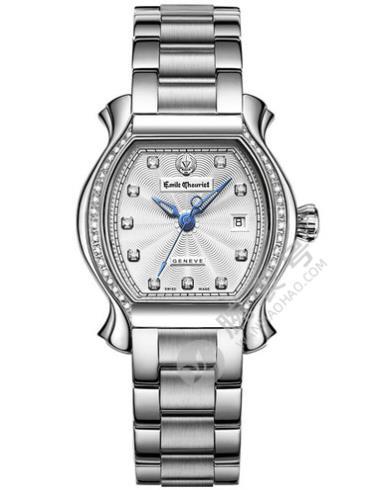 艾米龙当代奢华系列06.1138.L.D-0.27.6精钢表扣