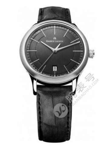艾美典雅系列LC1117-SS001-330黑色表盘