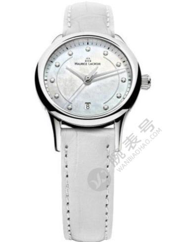 艾美典雅系列LC1113-SS001-170白色表盘