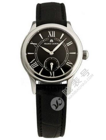 艾美典雅系列LC1033-SS001-310黑色表盘