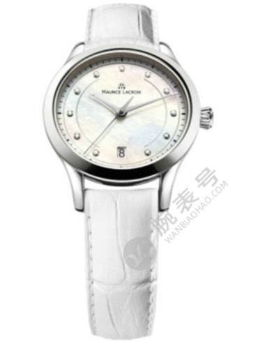 艾美典雅系列LC1026-SS001-170白色表盘
