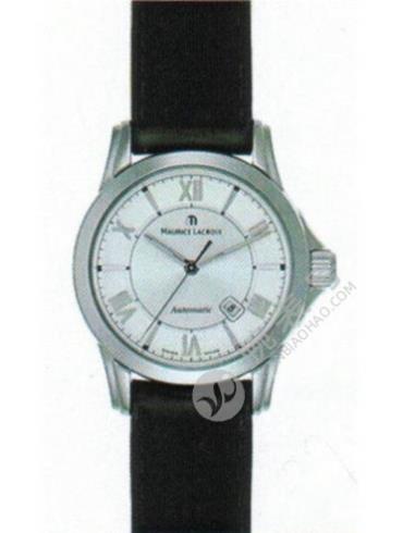 艾美奔涛系列PT6044-SS001-110白色表底盖