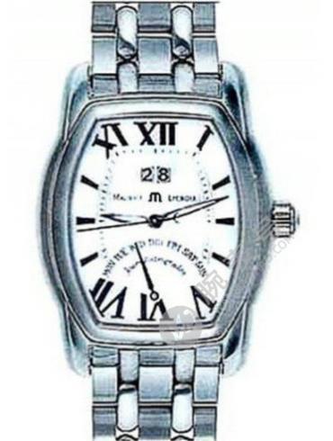 艾美匠心系列MP6119-SS002-11E精钢表扣