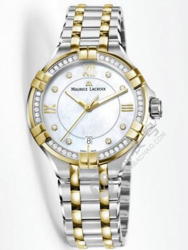 艾美Aikon系列AI1006-DY503-171-1女表间金色表壳