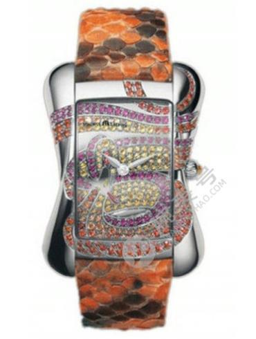 艾美Divina系列DV5012-WD531-158彩色表盘