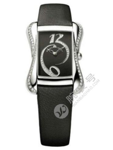 艾美Divina系列DV5012-SD531-350黑色表底盖