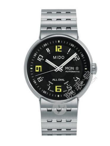 美度完美系列M8330.4.38.1黑色表盘