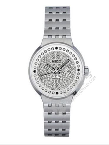美度完美系列M7330.4.67.1精钢表扣