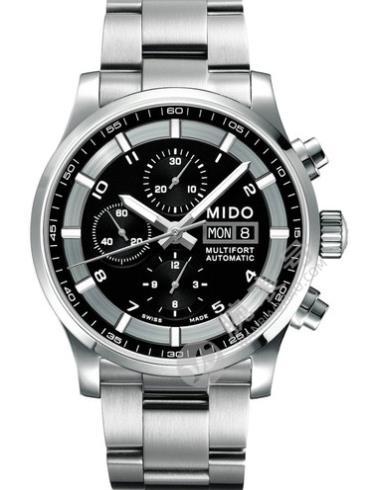 美度舵手系列M005.614.11.057.01黑色表盘