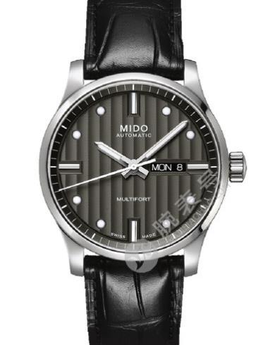 美度舵手系列M005.430.16.061.00深灰色表盘