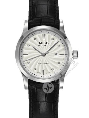 美度舵手系列M005.007.16.036.20黑色表带