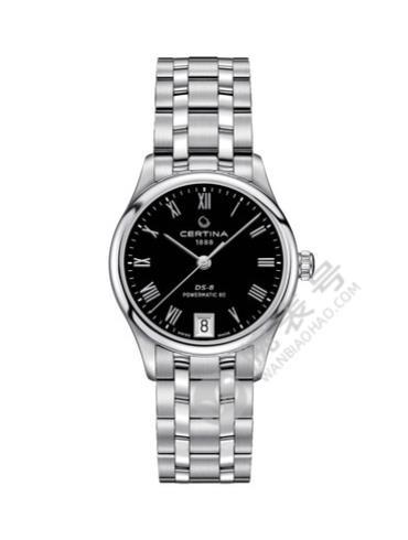 雪铁纳星悦系列女士腕表C033.207.11.053.00黑色表盘