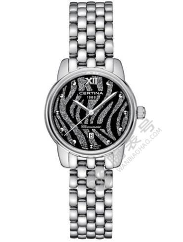 雪铁纳星悦系列女士腕表C033.051.11.058.00银色表带