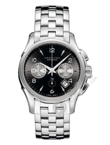 汉米尔顿美国经典爵士系列H32656133精钢表扣