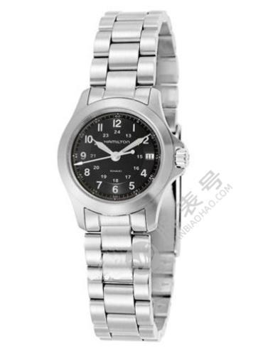 汉米尔顿卡其野战系列H64211133石英男士手表
