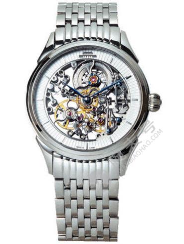 北京机械腕表系列B017200806S透明表盘