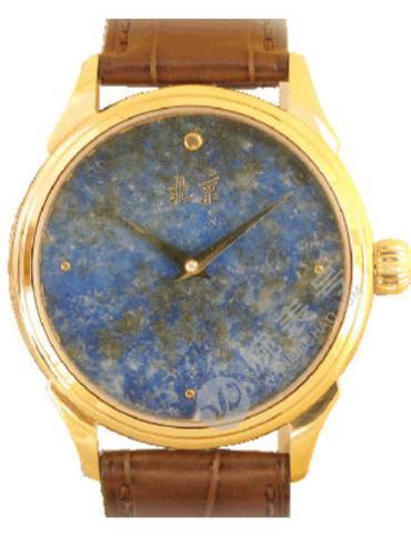 北京珐琅腕表系列B015200802Y金色表壳