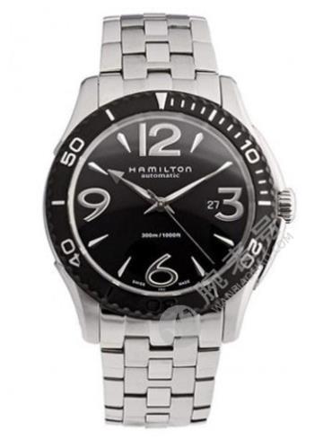 汉米尔顿美国经典系列VEAVIEW海洋系列H37715135黑色表盘