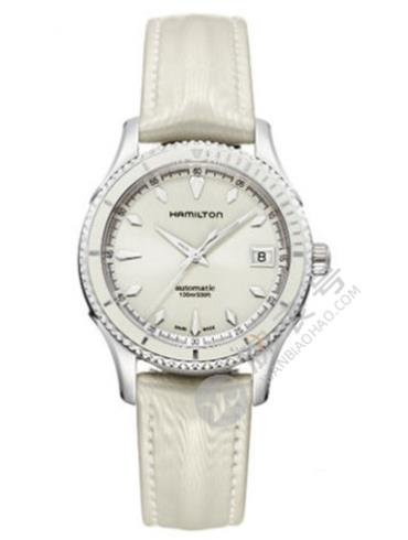 汉米尔顿美国经典系列VEAVIEW海洋系列H37425211白色表盘