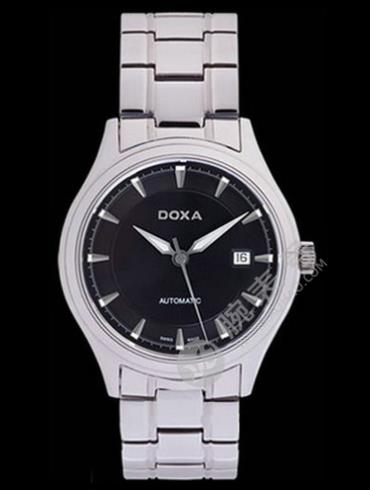 Doxa时度依诺系列213.10.101.10男表精钢表壳