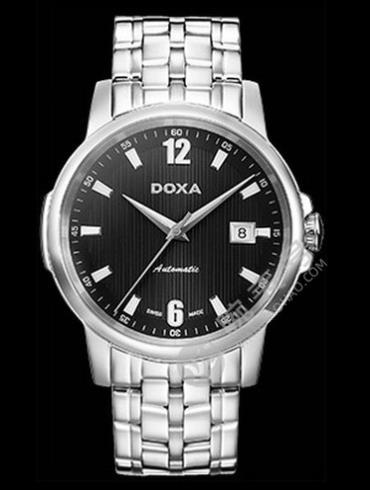 Doxa时度依诺系列205.10.103.10男表银色表带