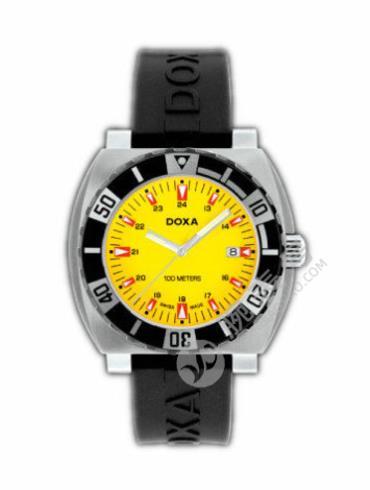 时度潜水系列650.10.361.20黑色表带