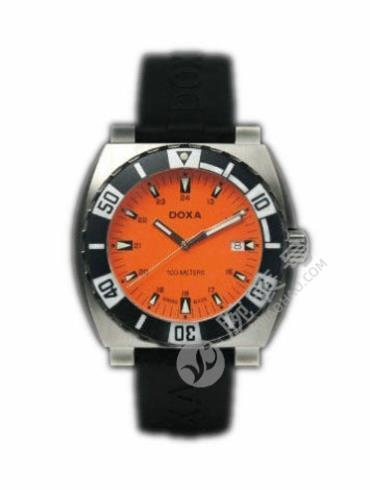 时度潜水系列650.10.351.20黑色表带