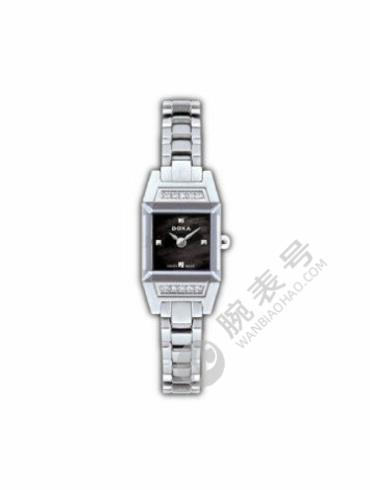 时度娉婷系列450.15.101.10D银色表带