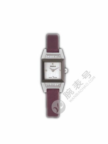 时度娉婷系列450.15.021.04D紫色表带