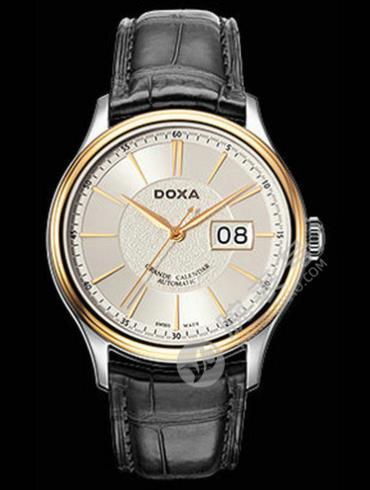 Doxa时度格兰米特系列D187TIY男表