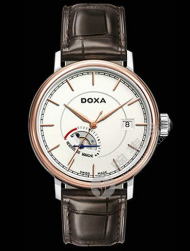 Doxa时度格兰米特系列D165RWH男表