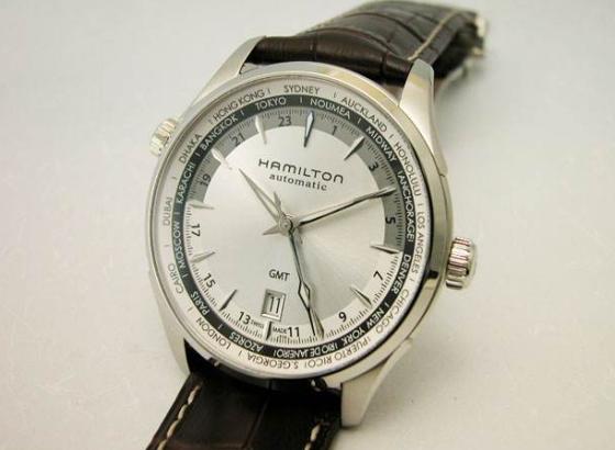 关于汉米尔顿手表电池的更换