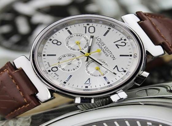 路易威登手表表带怎么拆卸