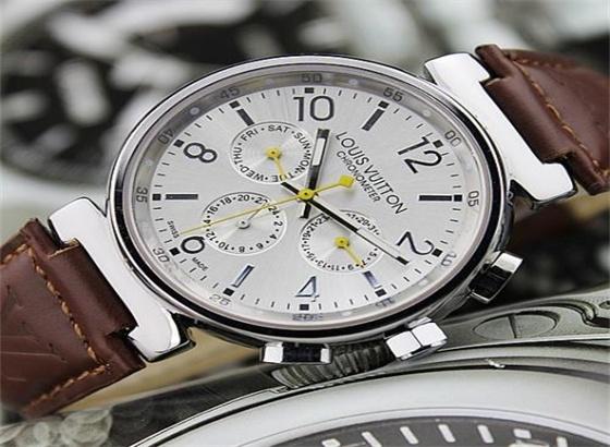 路易威登手表佩戴的几个误区