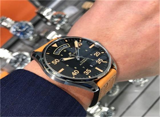 怎样才能知道汉米尔顿手表受磁了?