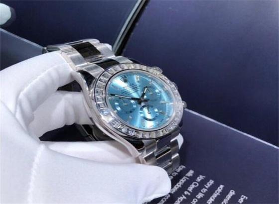 劳力士手表皮带怎么拆卸表带