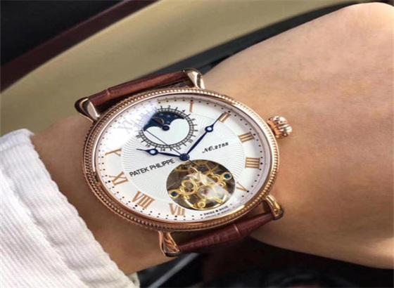 百达翡丽手表佩戴注意事项