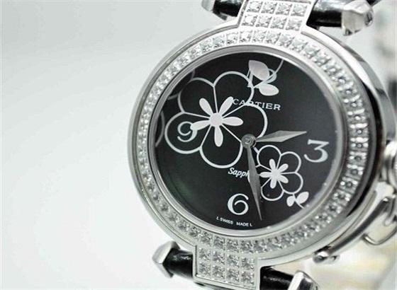 卡地亚手表清洁