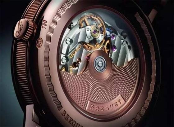 宝玑手表如何更换表冠表杆