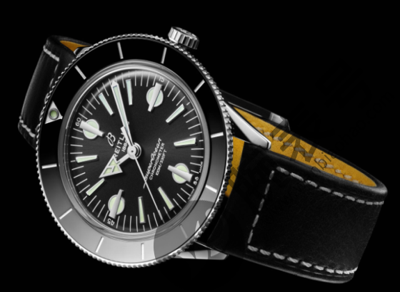 百年灵(Breitling)推出潜水表胶囊致敬1957年款式